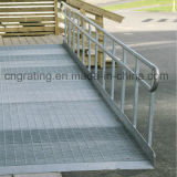 Decking Grating de acero maravilloso de China