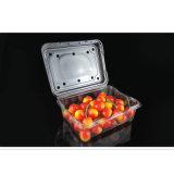 Contenitore impaccante di nuova di stile di alta qualità dell'animale domestico frutta fresca a gettare di plastica della fragola