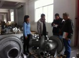 200 Graden op hoge temperatuur Ventilator van het Aluminium van de Centrifugaal