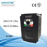 Convertidor de frecuencia ahorro de energía del control de vector 380VAC para la máquina química