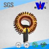 Induttore Wirewound Toroidal della bobina di bobina d'arresto di Lgh per la televisione con ISO9001