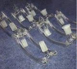 De Daling van Gldg onderaan de Rokende Toebehoren van de Carburator GLB van Downstem van de Spijker van het Kwarts van het Glas