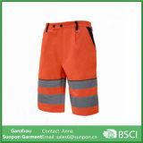 Thin Shorts travail de sécurité avec bandes réfléchissantes
