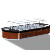 Комбинация подгонянная профессионалом Refrigerated штанга салата сделанная в Китае