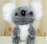 Jouet de peluche de koala bourré par coutume