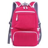 Einfache reine Farben-Rucksack-Form-Vielzweckrucksack-Arbeitsweg-Schule-Laptop-Beutel Yf-Lb1696