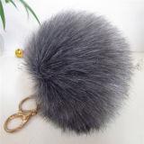 Поддельный шарик шерсти Fox/поддельный шерсть POM Poms/вспомогательное оборудование шарика шерсти