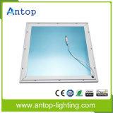 595*595 603*603 620*620mm 걸거나 중단된 백색 LED 가벼운 위원회