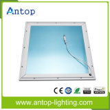 595*595 603*603 620*620mm que penduram/painel claro branco Recessed do diodo emissor de luz