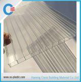 Strato libero trasparente del policarbonato con l'alto PC Sunsheet della trasmissione della luce