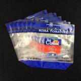 high-End Koekjes/de Verpakkende Zak van het Suikergoed/van de Tabak met Ritssluiting
