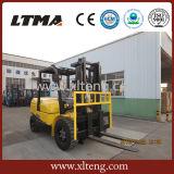중국 공장 판매를 위한 5 톤 디젤 엔진 지게차