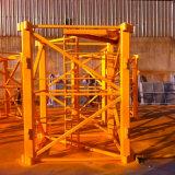 Aufbau-Maschinen-Hersteller-Oberseite-Installationssatz-Turmkran