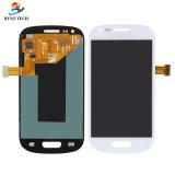 In het groot Mobiele Telefoon LCD voor Assemblage van de Vertoning van het Scherm I8190 van Samsung S3 de Mini
