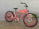 Велосипед 500W Approved пляжа автошины людей En15194 тучного электрический