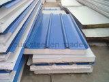 입히는 강철판 또는 물결 모양 강철 금속 루핑 지붕널을 착색하십시오