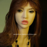 153cmの最上質の実物大のシリコーンの性の人形
