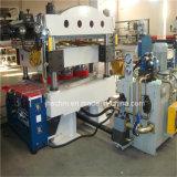 Automatische hydraulische stempelschneidene &Hot Folien-Aushaumaschine