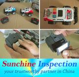 おもちゃのためのリモート・コントロール車の品質の点検およびテスト/十分資格のある検査官及び中国の趣味の品質管理