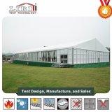 Tenda di alluminio di mostra con il muro laterale dell'ABS da vendere