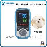 Tierarzt-bewegliches Handimpuls-Oximeter für Veterinärmedizinische Ausrüstung