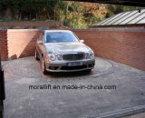 Placa giratoria del coche para estacionar con CE