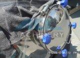 Serbatoio orizzontale igienico dell'acciaio inossidabile (ACE-CG-8Q)