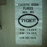 99% usado no tratamento da água de fatura e de mineração de papel soda cáustica