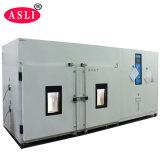 Постоянная проверка климатической установки в камере для измерения температуры температурного циклического испытания