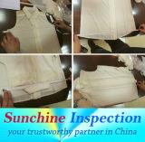 Servizi adattati di controllo di controllo di qualità dell'indumento e dell'abito in Cina