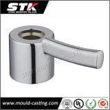 El zinc moldeado a la manija de grifo (ZF1004)