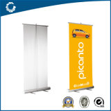 Mostrador de alumínio Roll Display, Display Stand, Custom Roll up Banner Printing
