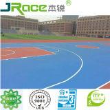 Fuente de la fábrica del precio barato 3/4/5 mm Deportes pisos de superficie
