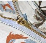 Was van de Kleurstof Comouflage van de Broek 100%Cotton van mensen de Korte voor summersy-1560