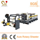 Papel ondulado automático Rotary Cross Sheeter