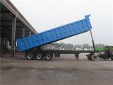 트랙터 트럭 & 트레일러 40 톤 반 덤프