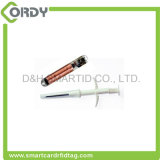 Etiqueta de vidro RFID 125kHz para injeção de RFID chips eletrônicos de animais