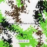 pellicole larghe di hydrographics di camo di 1M Digitahi, pellicole liquide di immagine, pellicole di stampa di trasferimento dell'acqua, pellicole di PVA, pellicole liquide di immagine per i punti esterni e pistole (BDA107-1D)