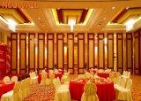 Cloisons de séparation mobiles pour des halls de banquet d'hôtel