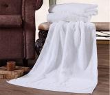 ホテルの浴室(DPF10750)のための500g綿の浴室タオル