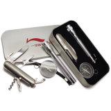 Продукты Pormotional, выдвиженческие инструментальные ящики, сплав 4 ручки в инструментах 1 ремонта установленного набора пер отвертки передвижных