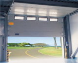 Porte basculante de garage automatique