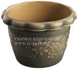 Potter de plantação de plástico antigo (KD3902CP-KD3906CP)