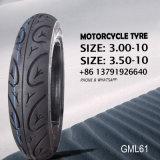 Roller-Reifen/Gummireifen und Gefäß (butyl& inneres Gummigefäß) Reifen 3.50-10 3.00-10