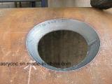 탄소 강관 또는 압력 용기 자동적인 CNC Oxy 연료 플라스마 절단 구멍 드릴링 기계