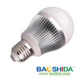 5 het LEIDENE van watts E27 Licht van Dimmable (BSD-D-e27-Q1SP60)