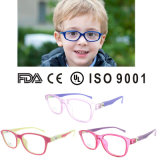 Il modo Eyewear scherza il telaio dell'ottica di plastica del blocco per grafici Tr90 di Eyewear