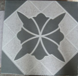 Carrelage en céramique de configuration de matériau de construction de sembler de marbre simple de pierre