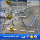 Sistema della gabbia di strato del pollo da vendere