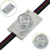높은 밝은 IP67 DC12V 1.5W 2835 SMD LED 주입 모듈